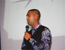 Teen Challenge London Speaking Teams - Student, Rosh G. at outreach